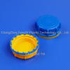 61mm Tamper Evident Cap with attached tamper-evidence ring